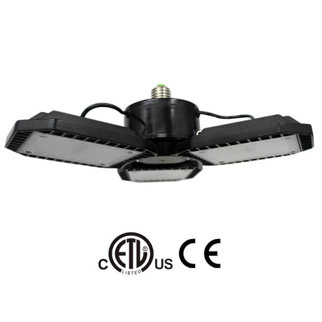 Foldable LED Garage Light