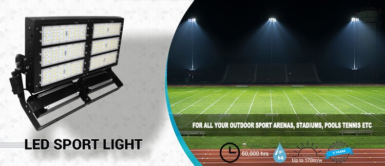 HPL led stadium light