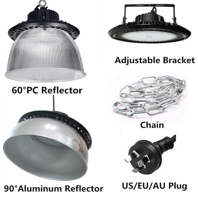 LED high bay light UFO