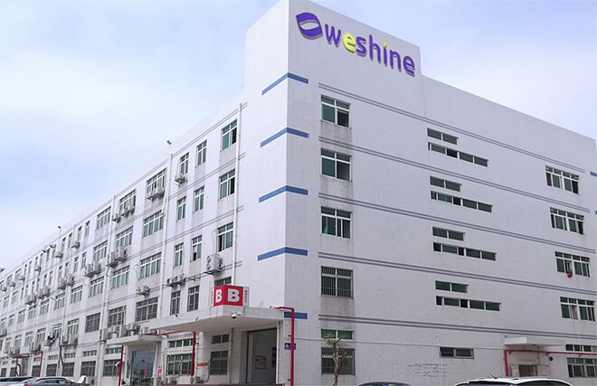 Weshine LED factory new building