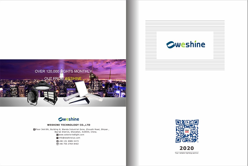 Weshine catalogue 2020