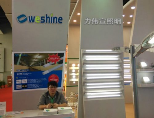 Guangzhou International Lighting Fair Live Photo