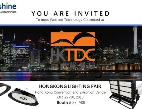 HKTDC 2018 October lighting Fair Booth:3E-A09