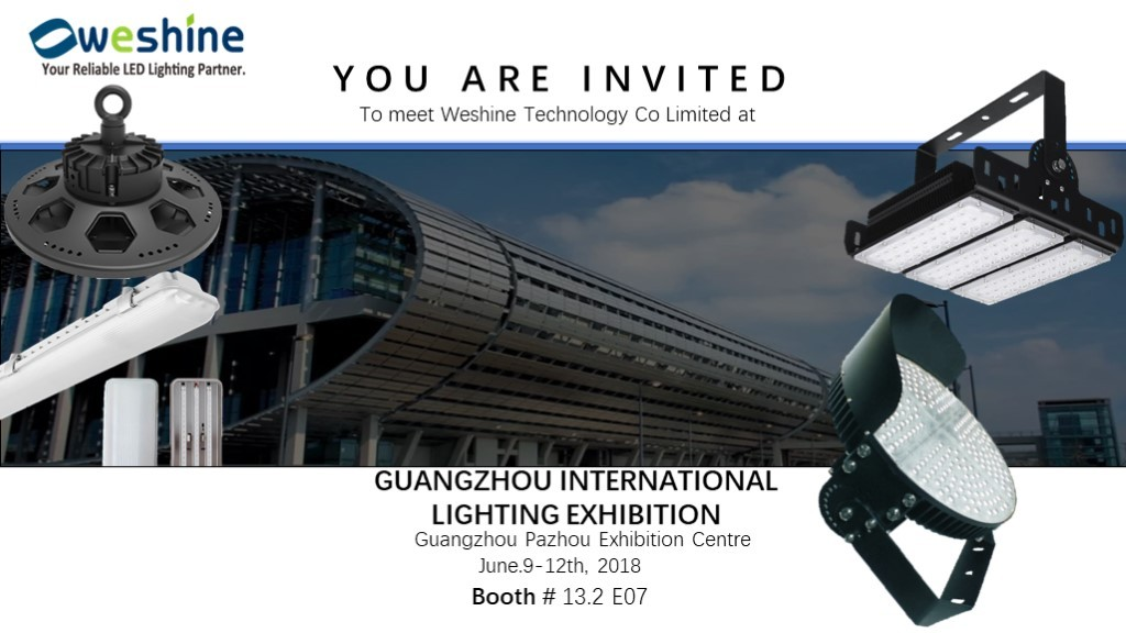 guangzhou internation lighting fair